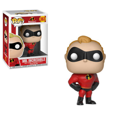 Incredibles 2 Mr. Incredible Pop! Vinyl Figure #363-Preorder-Due in May