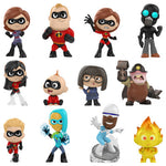Incredibles 2 Mystery Minis-Preorder-Due in May