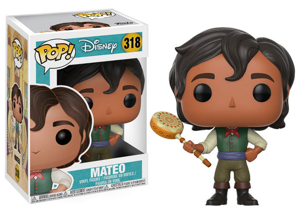 Elena of Avalor Mateo Pop! Disney Movies Vinyl Figure #318-In Stock