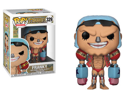 Pop! Animation: One Piece Franky-Preorder-Due in January