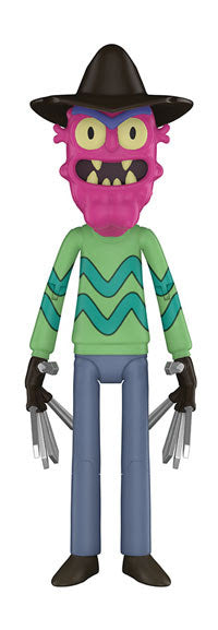 Rick and Morty Scary Terry Action Figure-Preorder-Due in June