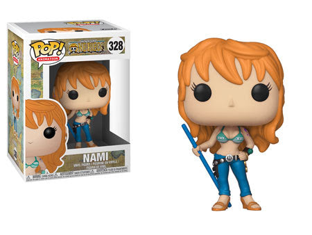 Pop! Animation: One Piece S2 Nami-Preorder-Due in January