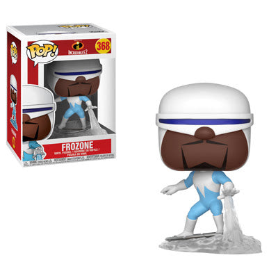 Incredibles 2 Frozone Pop! Vinyl Figure #368-Preorder-Due in May