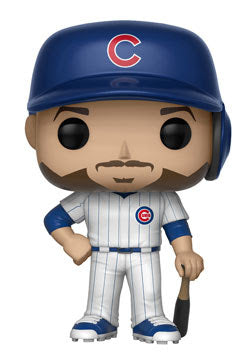 MLB Kris Bryant Pop! Vinyl Figure-Preorder-Due in June