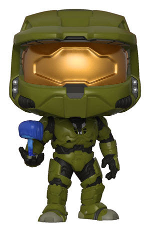 Halo Master Chief with Cortana Pop! Vinyl Figure-Preorder-Due in June