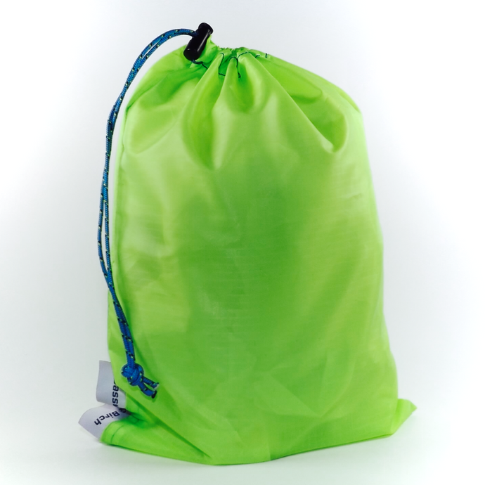 Neon Green Ultra Light Stuff Sack