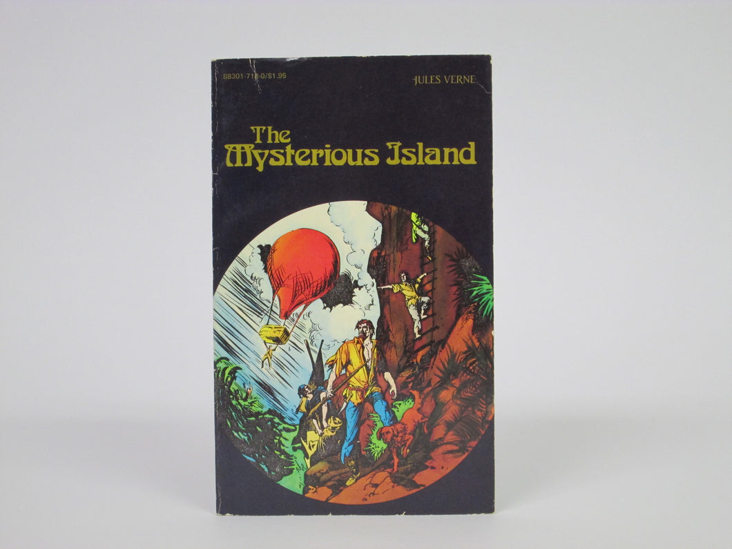 The Mysterious Island by Jules Verne (1984)