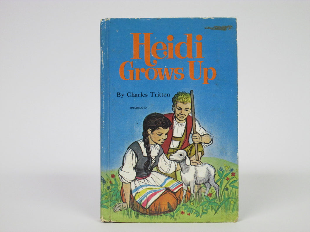 Heidi Grows Up by Charles Tritten (1971)