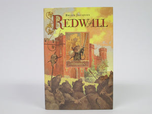 Redwall by Brian Jacques (1986)