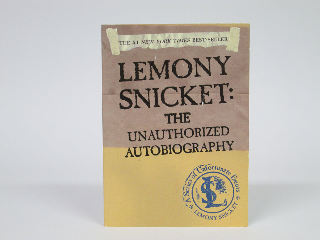 Lemony Snicket: The Unauthorized Autobiography (2002)