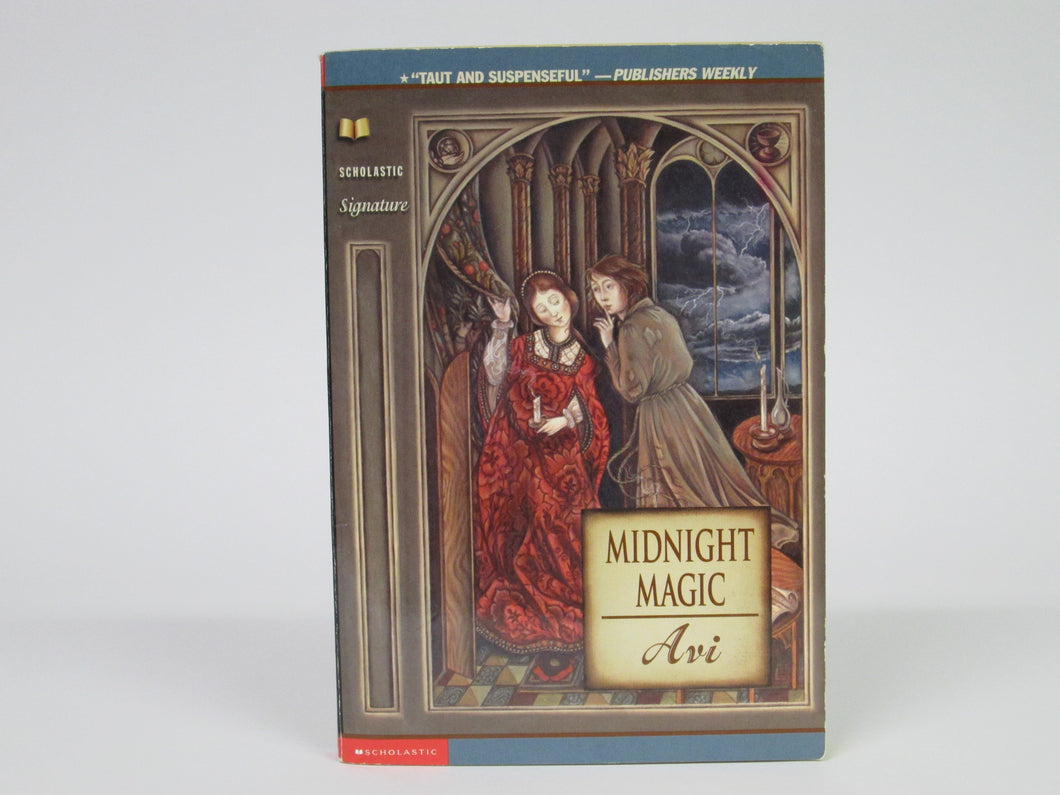 Midnight Magic by Avi (1999)