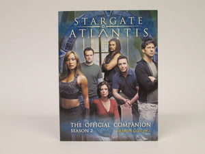 Stargate Atlantis The official Companion Season 2 by Sharon Gosling (2006)