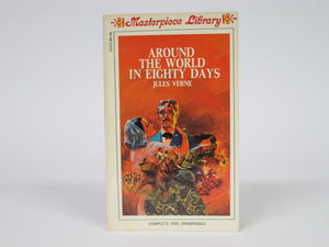 Around the World in Eighty Days by Jules Verne (1968)