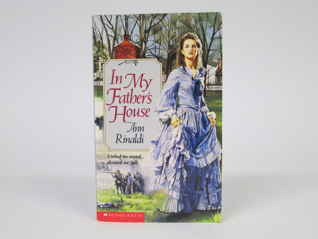 In My Father's House by Ann Rinaldi (1993)