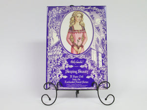 Sleeping Beauty A Paper Doll from the Enchanted Forest Series
