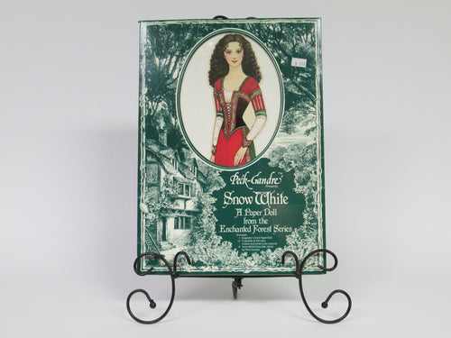 Snow White A Paper Doll from the Enchanted Forest Series (1987)(Peck-Gandre)