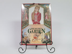 The Secret Garden A Paper Doll from the Enchanted Forest Series and Story (Peck-Aubry)(1995)