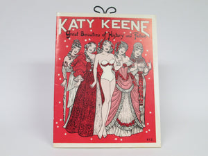 Katy Keene Great Beauties of History and Fiction Paper Dolls