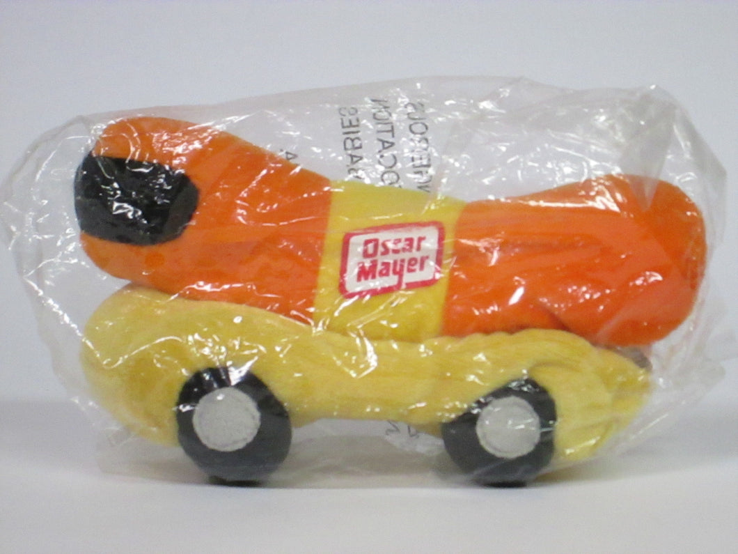 Oscar Mayer Stuffed Weiner Mobile