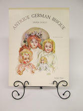 Antique German Bisque Paper Dolls The Collector's Art Series