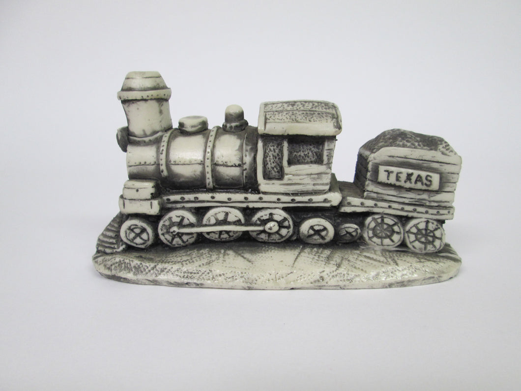 Train Texas Limited Edition made of Georgia Marble #531 of 3000