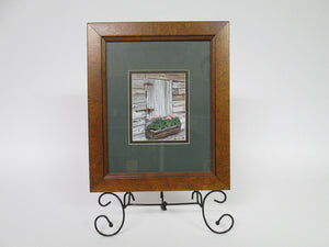 Mossy Creek by Kathleen Green with Certificate of Authencity 112/500 Framed