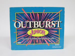 Outburst Jr Game (Parker Brothers)(1989)