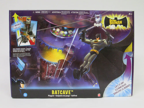 Batman Batcave Playset (Mattel)(2004)