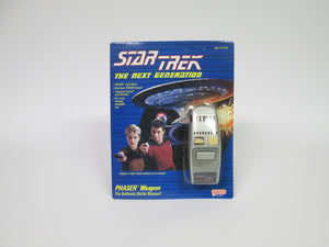 Star Trek The Next Generation Phaser Weapon The Authentic Battle Weapon (Galoob)(1988)