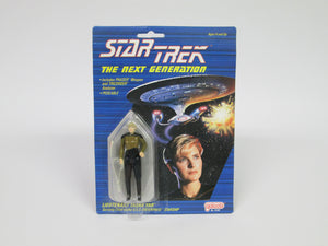 Star Trek The Next Generation Lieutenant Tasha Yar Action figure (Galoob)(1988)
