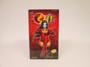Shi Anna Ishikawa Action Figure Signed 26/99
