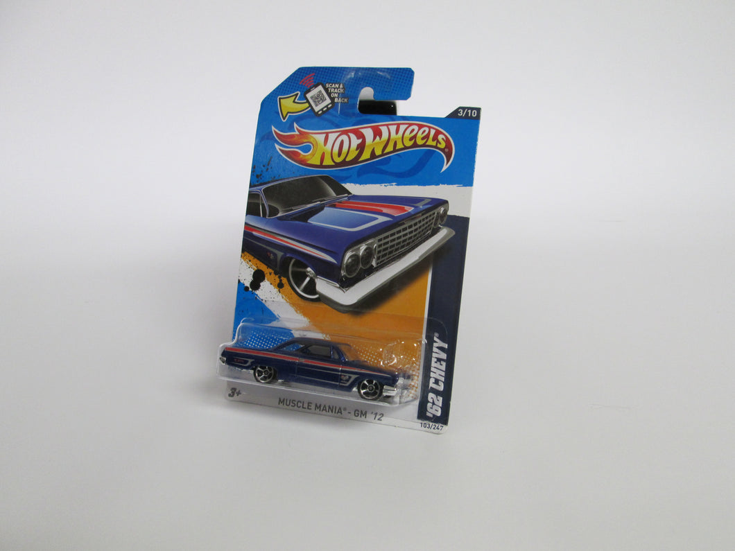 Hot Wheels '62 Chevy Muscle Mania GM '12 (2011)