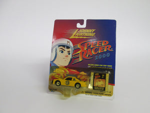 Johnny Lightning Speed Racer 2000 Includes Bonus Strip Token Cel #1 (2000)