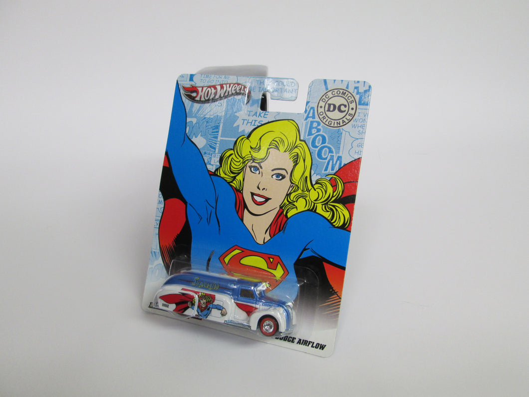 Hot Wheels Supergirl '38 Dodge Airflow (2011)