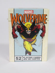 Marvel Wolverine Playing Cards (2013)
