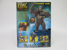 Kong The 8th Wonder of the World Roaring Kong Action Figure (Playmates)(2005)