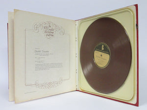The 100 Greatest Recordings of All Time 2 Record Set 1/2 Franklin Mint Record Society