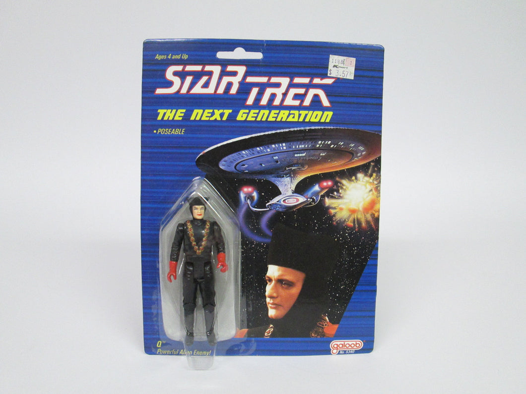 Star Trek The Next Generation Q Action Figure (Galoob)(1988)