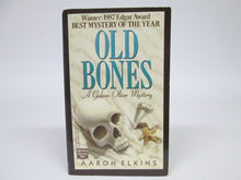 Old Bones A Gideon Oliver Mystery by Aaron Elkins (1987)
