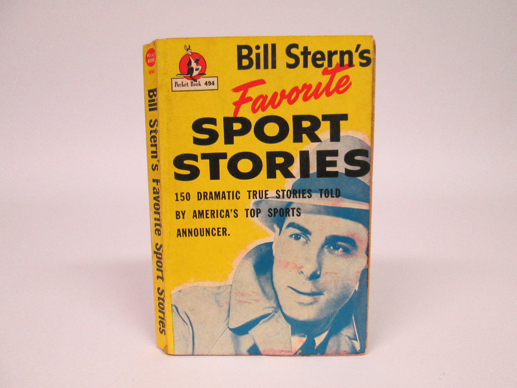 Bill Stern's Favorite Sports Stories (1946)