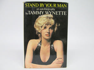 Stand By Your Man an Autobiography by Tammy Wynette (1979)