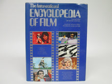 The International Encyclopedia of Film Coffee Table by Roger Manvell (1975)