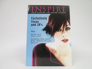 Inspire Hair Fashion for Salon Clients Exclusively Teens and 20's Vol 36 (2001)