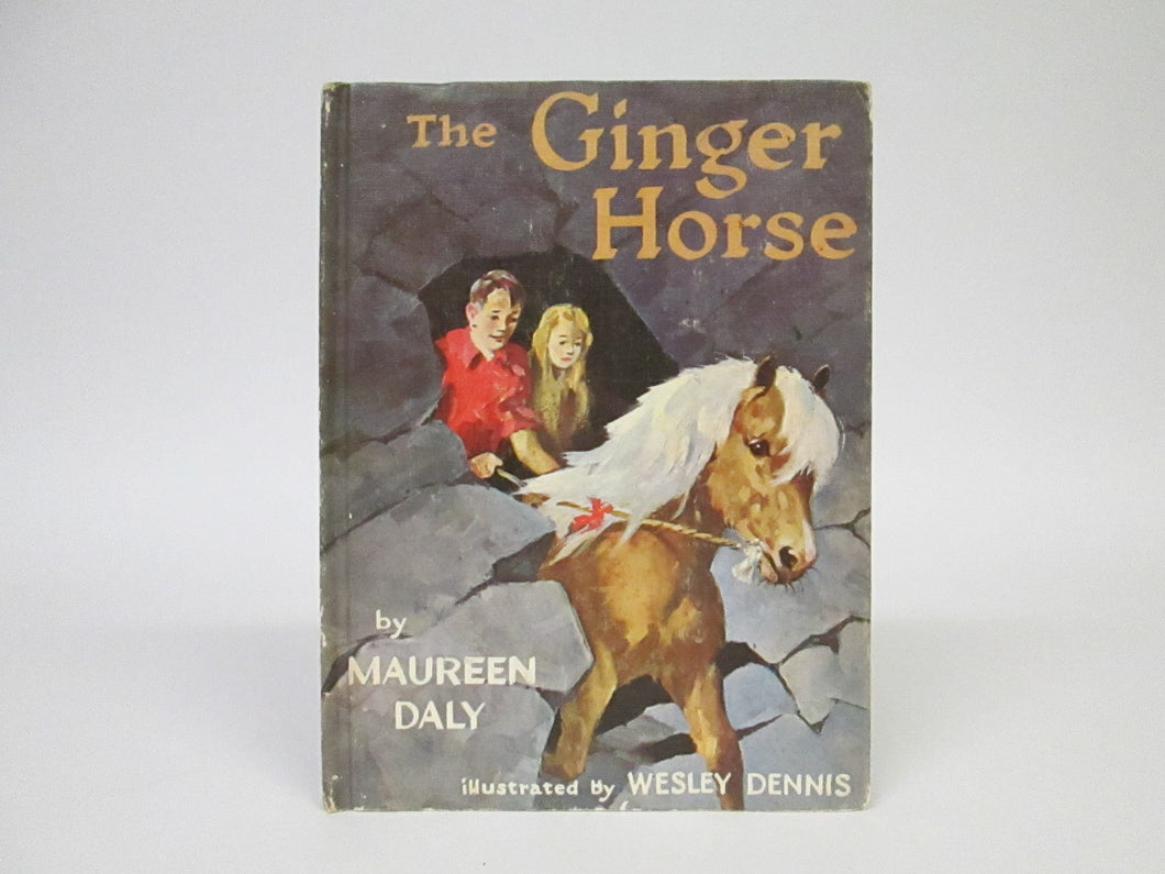 The Ginger Horse by Maureen Daly (1964)