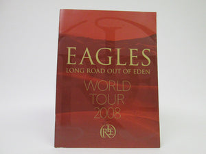 Eagles Long Road Out of Eden World Tour 2008