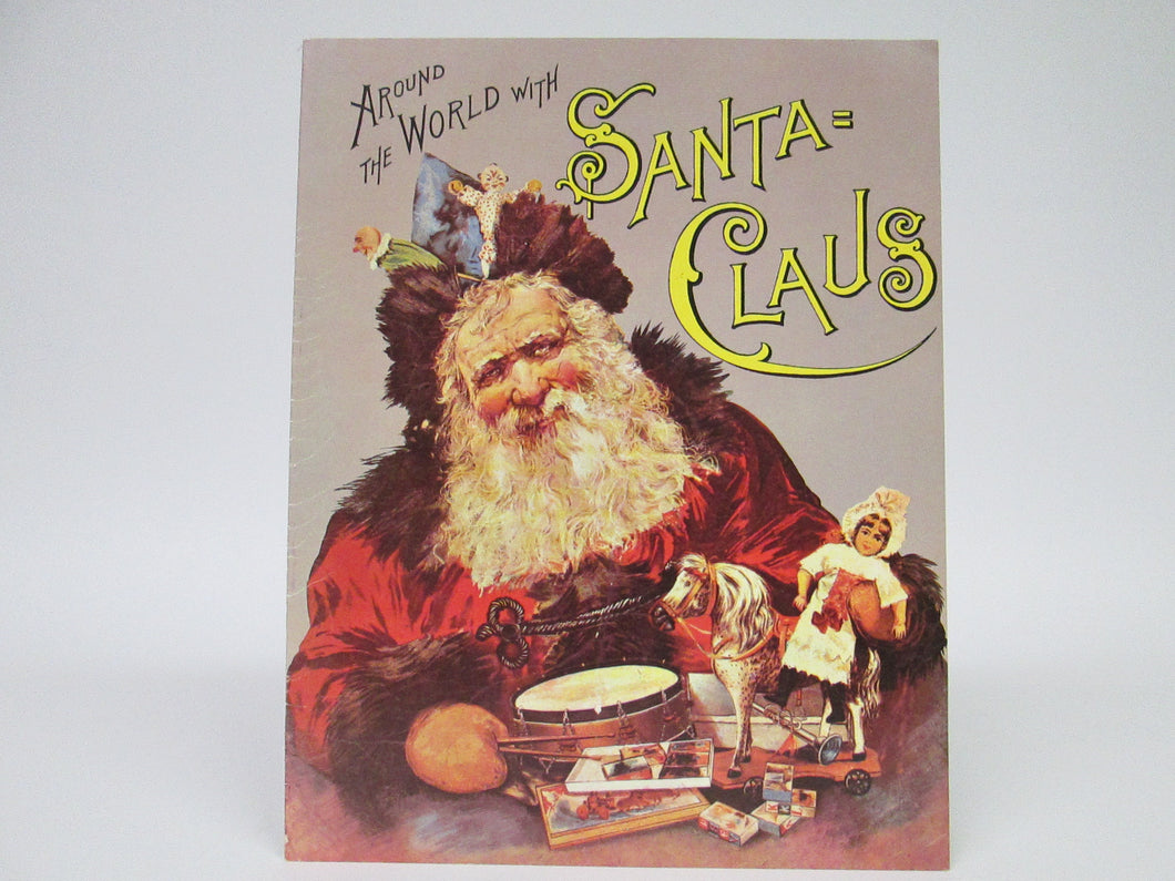 Around the World With Santa Claus Replica