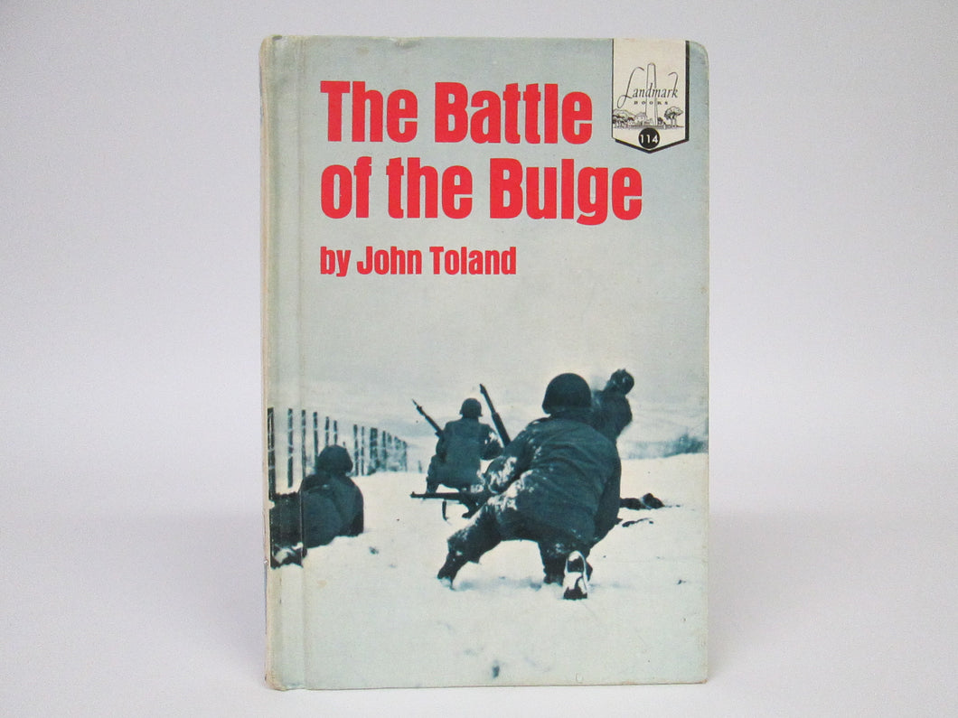 The Battle of the Bulge by John Toland (1966)
