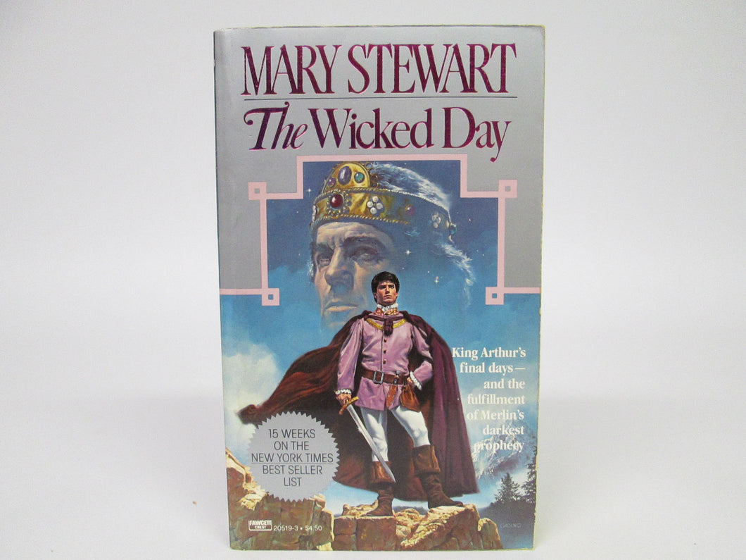 The Wicked Day by Mary Stewart (1983)