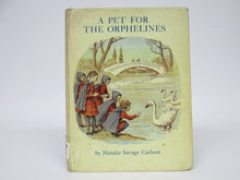 A Pet for the Orphelines by Natalie Savage Carlson (1962)