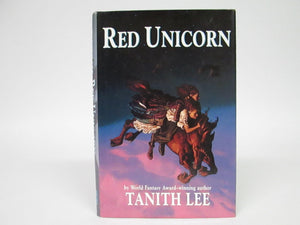 Red Unicorn by Tanith Lee (1997)